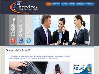 Icube Services.co.in
