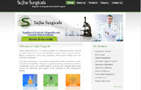 Sujha Surgicals - Supplier of Surgical Products